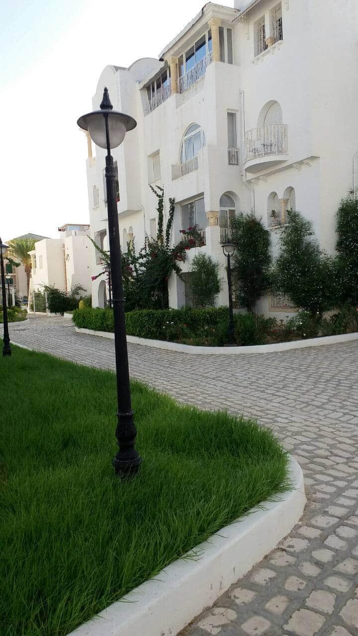 Bel Appartement Yasmine Hammamet à 100m de la mer!
