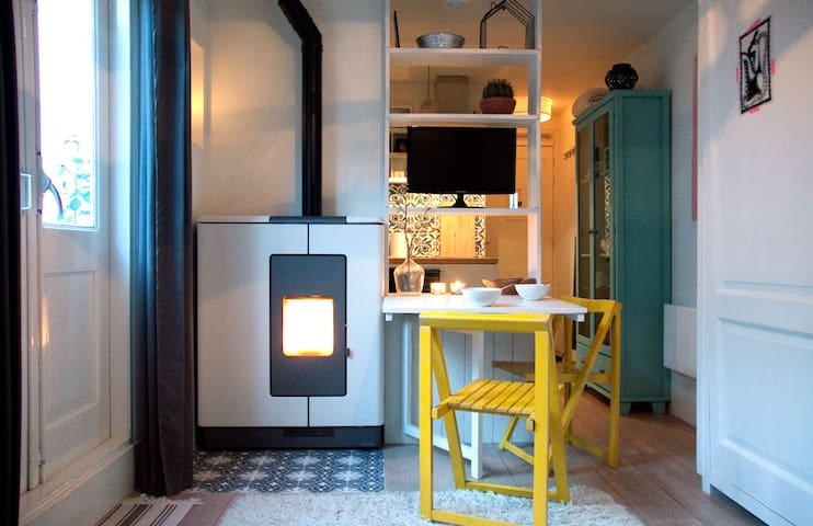 Cosy studio close to beach & center - Den Haag - House