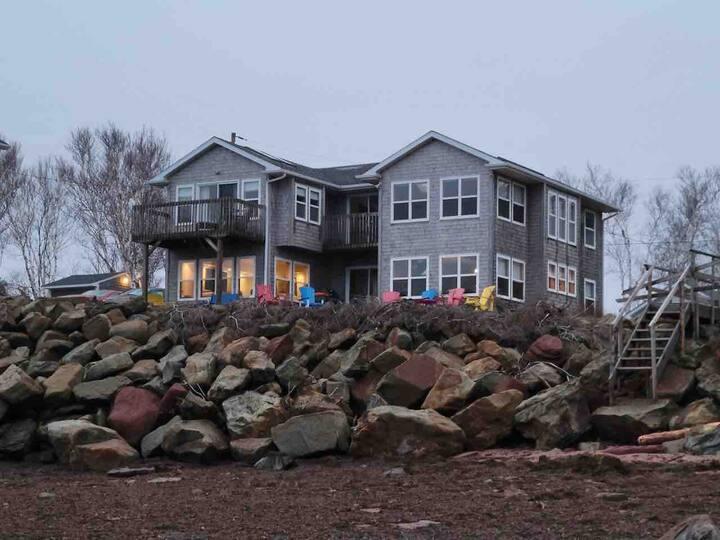 Beach House Nova Scotia -Entire House on the beach