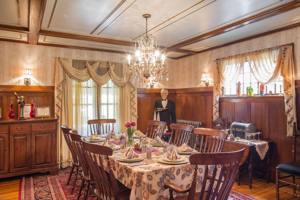 Butler house bed breakfast chambres d 39 h tes louer for Chambre d hote new york