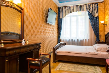 Gorgeous antique apartment in the city centre - Moskva
