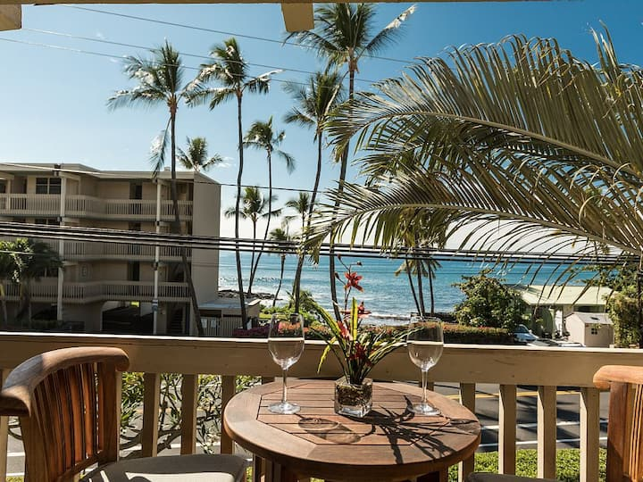Fabulous Ocean View Without Oceanfront Price!