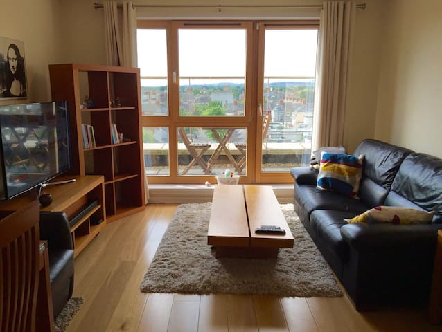 Top floor - close to Grand Canal - Dublin - Apartamento