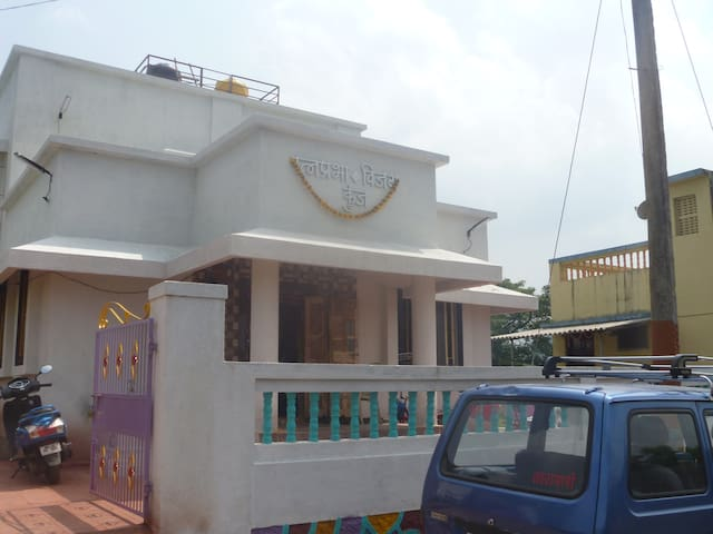 Bungalow for party near Mumbai for friends &family - Vangani - Bungalow