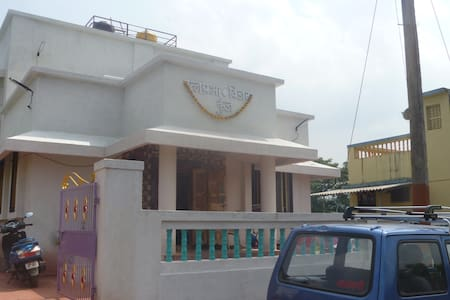 Bungalow for party near Mumbai - Vangani