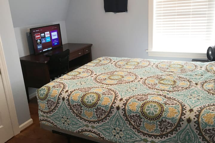 Guest Room in Lovely Tower Grove Park