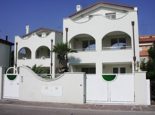 teresines un'oasi verde sul mare - Porto Garibaldi