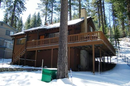 Walk to it All from Tahoe Home - Glenbrook - Casa