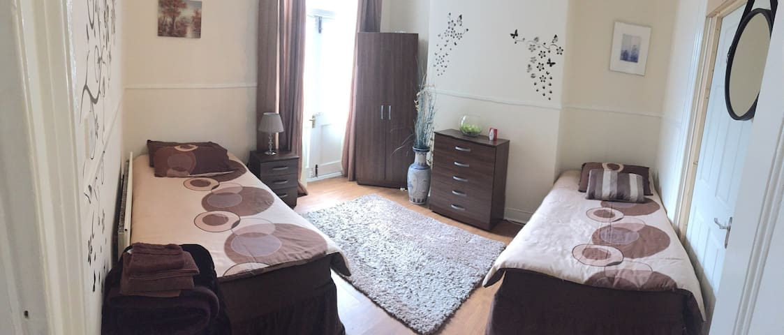 Double Chocolate&Cream room - London - Rumah