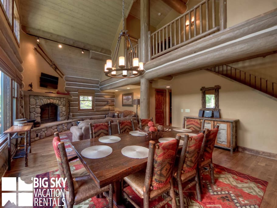 Big Sky Resort, Powder Ridge Manitou 3, Dining, 1