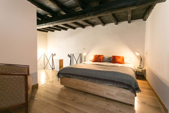 Luxury apartment next to the Colosseum - Roma - Flat