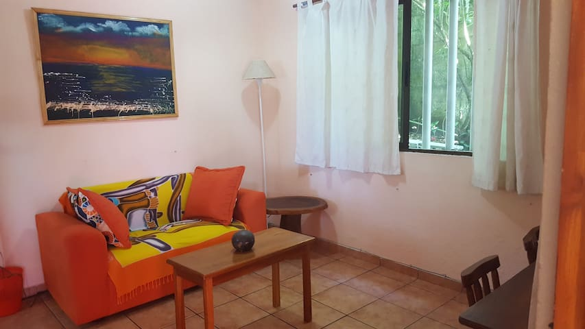 PACIFIC JUNGLE APTS. - Playa Hermosa - Appartement