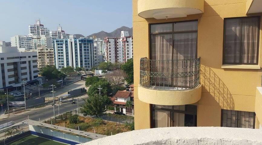 Apartamento ubicado