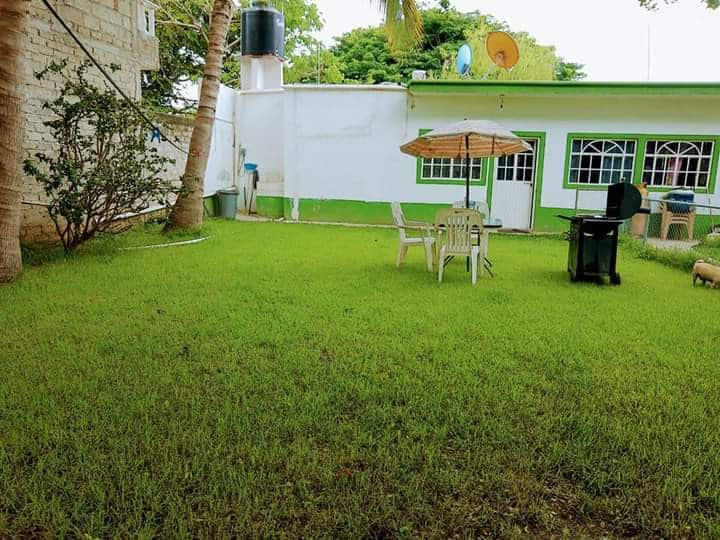 Casa verde naturaleza