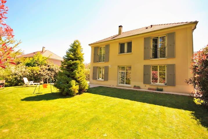 villa, 8 persons, 5 min from Disney, val d'europ - Magny-le-Hongre - วิลล่า