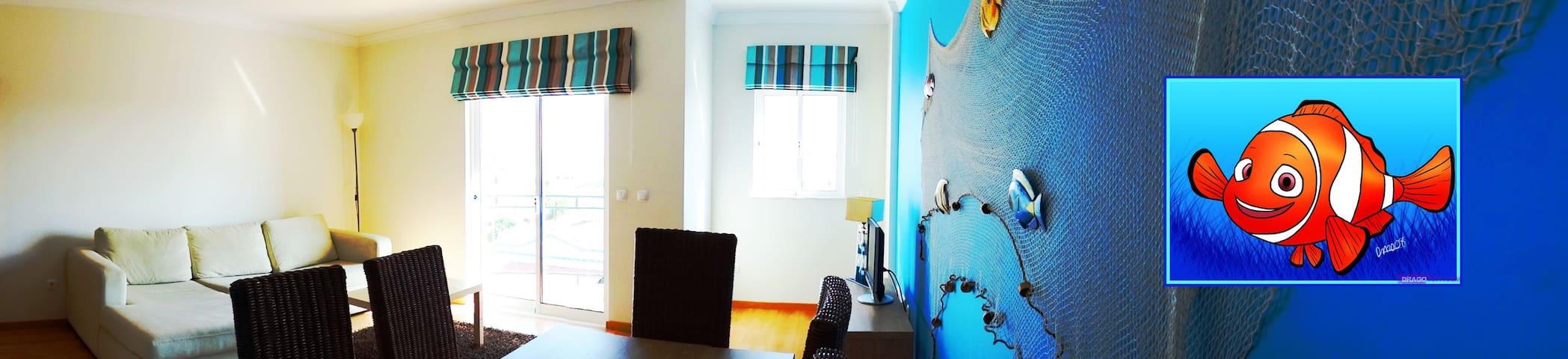 Nemo's Beach Apartment - Altura - Lägenhet