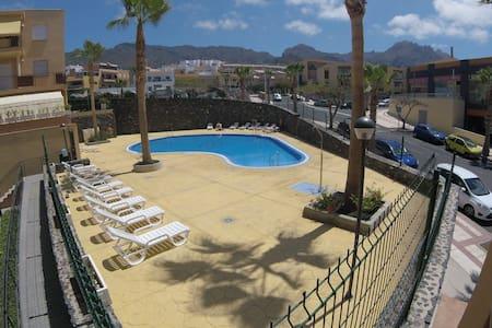 Beautiful Apartment South Tenerife Adeje - Adeje