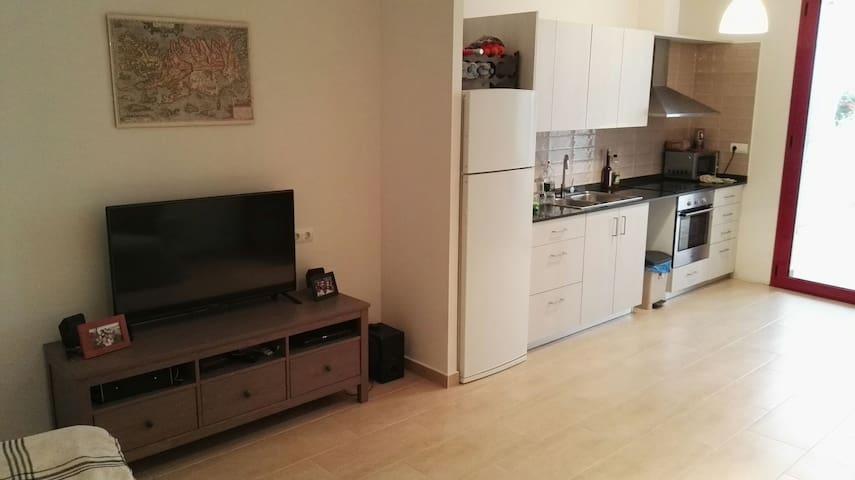 Loft espacioso Terrassa - Terrassa - Apartment