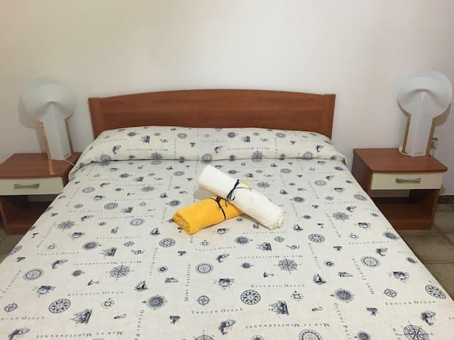 Appartamento a pochi passi dal mare - Marina di Camerota - Appartement