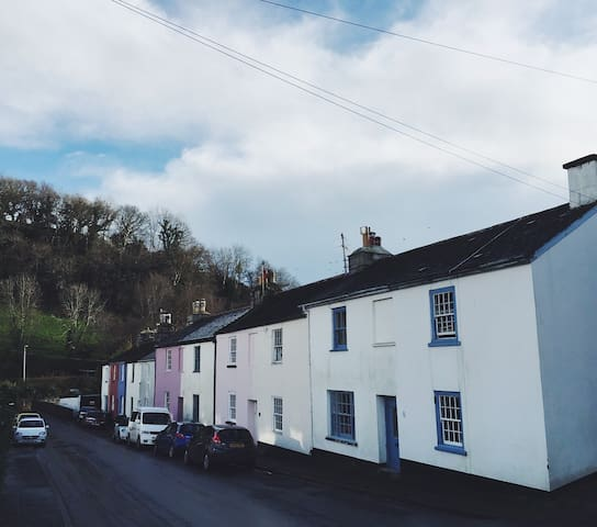 Cottage on the edge of Dartmoor! - Ashburton  - Huis