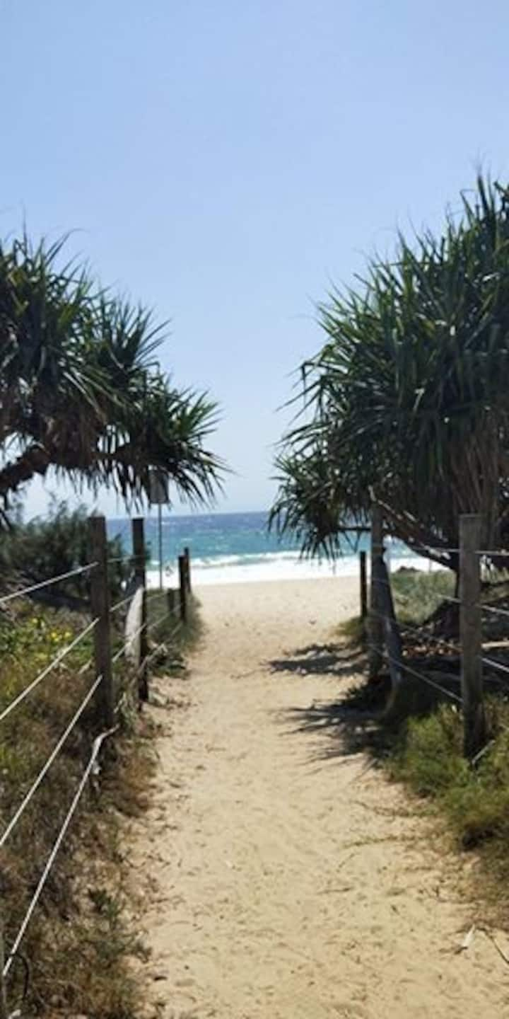 Perfect location for a Sunny Coast stay!