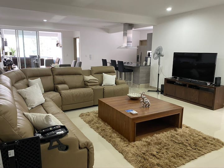 EXCLUSIVE APARTMENT MORELIA