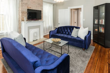 Newly Renovated Modern Condo On Forsyth Park