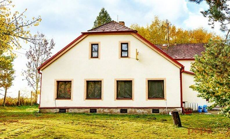 Klídna lokalita v malé vesnicé - Lodhéřov - Bed & Breakfast