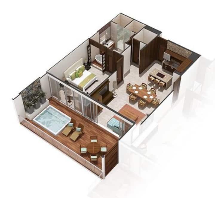 Suite Grand Luxxe Nuevo Vallarta