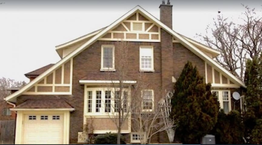 Wortley Village 3-Story Craftsman Near Downtown