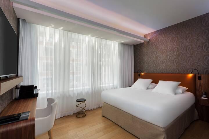 Chambre Exécutive - Hôtel l'Arbre Voyageur