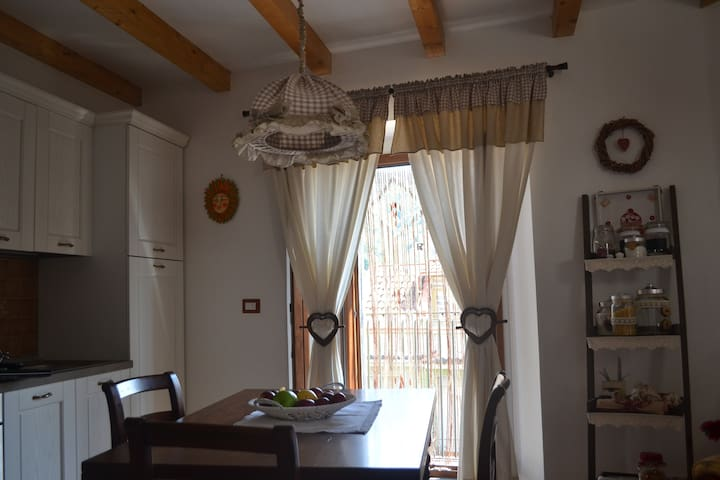 Casa Francesca, in the heart of Sicily - Castiglione di Sicilia - บ้าน