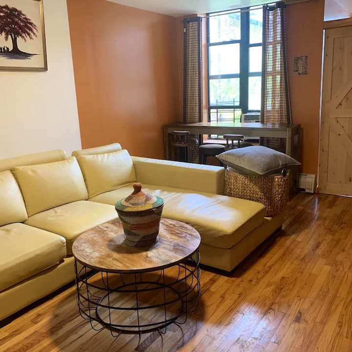 Cozy 2 Bedrooms in Harlem close to Everything