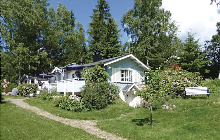 Holiday cottage with 1 bedroom on 70m² in Bålsta