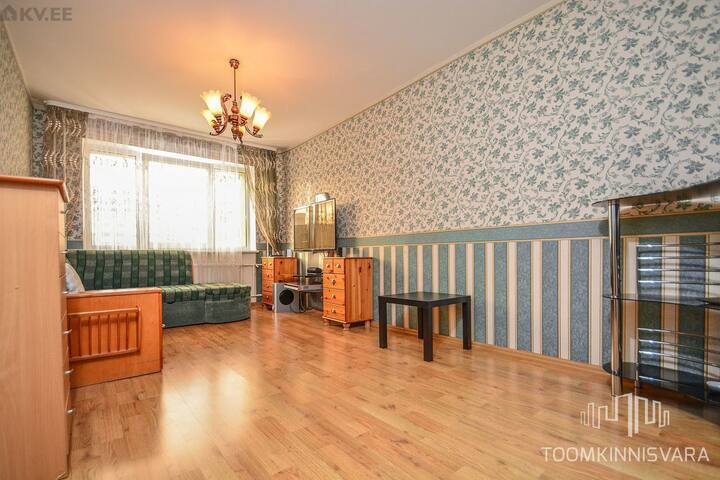 2 bedroom in Tallinn. 15 min to center.