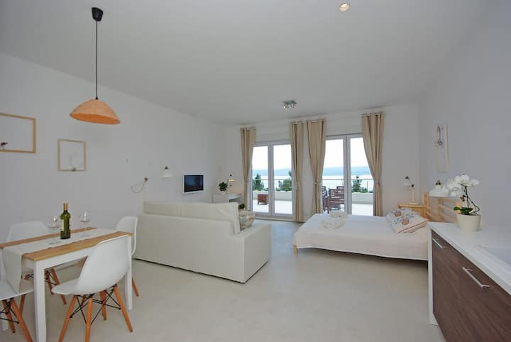 Villa Jolara, Studio beautiful sea view9