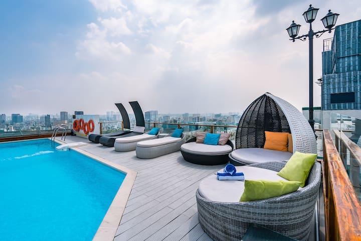 Saigon Finest - IDG Suites Collection