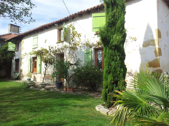 Aux portes des Pyrénées, Découvrez le Comminges - Castéra-Vignoles - 公寓