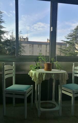 Buen descanso a cinco minutos del centro - Valladolid - Apartment