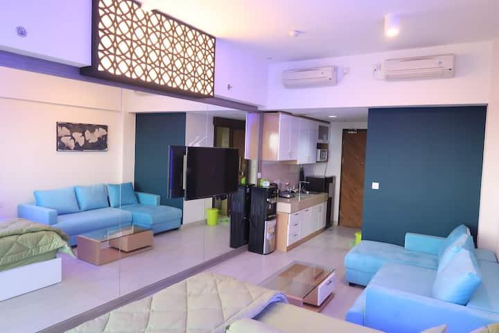 Rent Uttara The Icon Apartment Yogyakarta