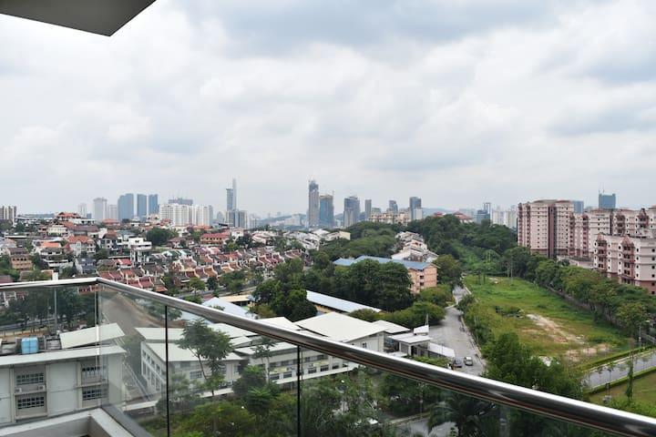Luxury Condominium with KL City Centre View - クアラルンプール - コンドミニアム