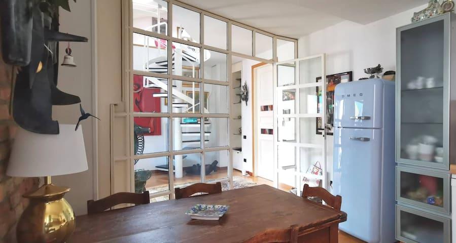 Bellissimo appartamento di Design in lodi centro