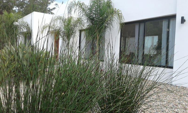 Casa en La Barra cozy style