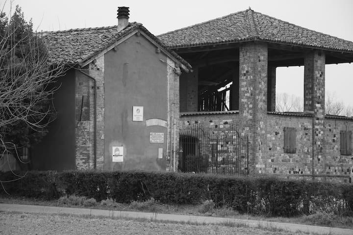 Casale in fattoria biologica - Rivergaro - Rumah