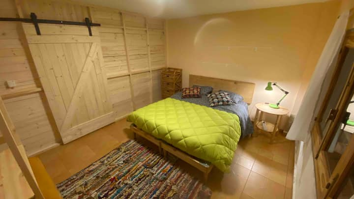 Cozy room in the best Natural Park in Valencia