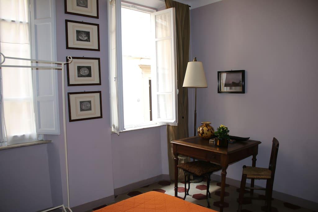 Guest second bedroom