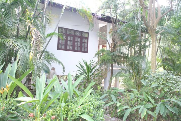 Baan Keaw Kan - Island garden home II 苏梅花园回家