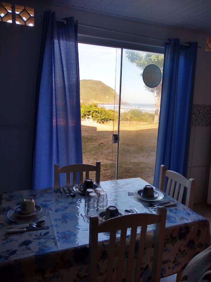 Apartamento Lateral com Vista para o mar 2 pessoas