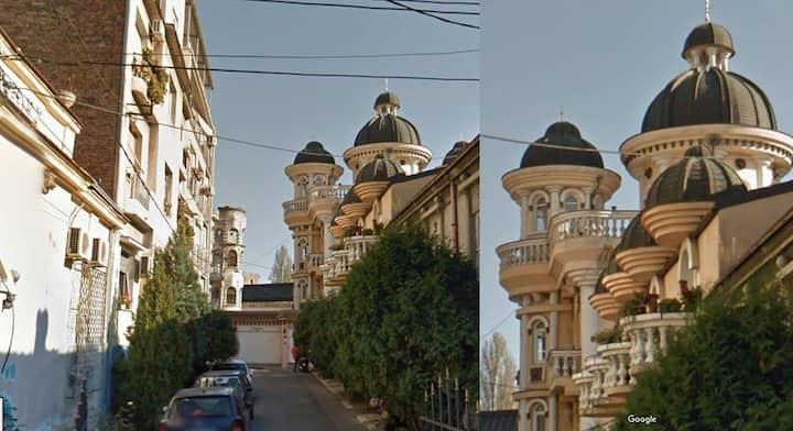 Old city - Belgrade / Библиотека в квартире