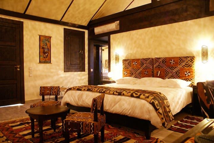 Suite sous tente berbère Marrakech